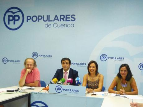 El PP propondrá la bajada del IBI un 11,11%, la incorporación de los organismos autónomos al Ayuntamiento y un Plan de Viabilidad actualizado para el nuevo Hospital de Cuenca