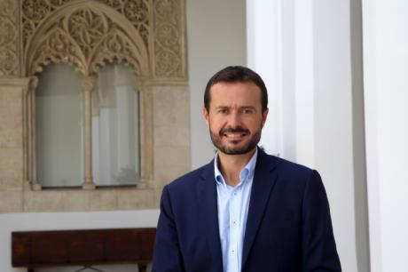 José Luis Escudero, consejero de Desarrollo Sostenible