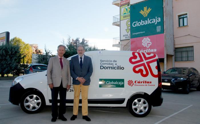 """El convenio entre Fundación Globalcaja y Cáritas Diocesana de Cuenca """"da sus frutos"""""""