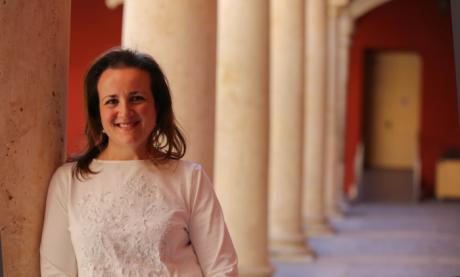 En imagen María Ángeles Rosado