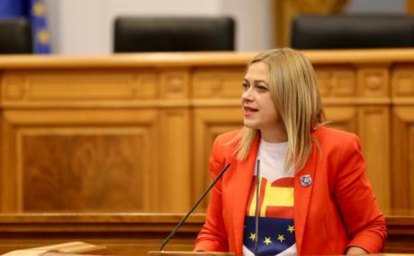 """Ciudadanos pide en las Cortes de Castilla-La Mancha la aplicación del 155 """"para sacar al pirómano del bosque"""""""