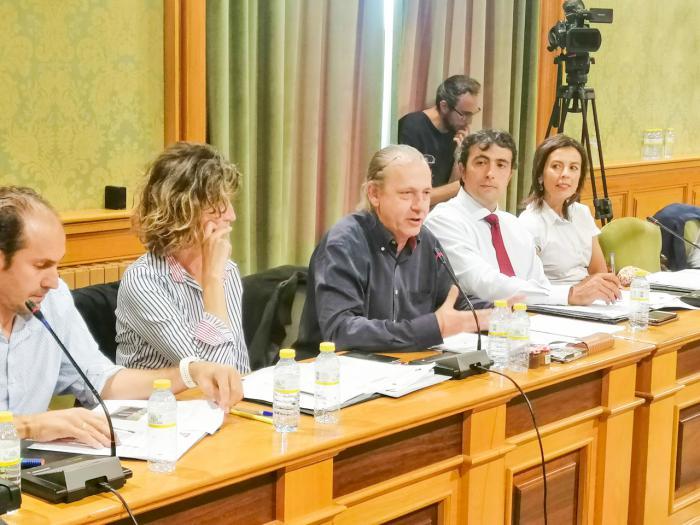 """El Grupo Popular llevará a pleno una moción para que haya una """"apuesta real"""" por el centro de mayores de las 500 por parte de Page y Dolz"""