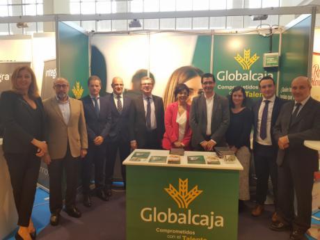 Globalcaja, en el XIV Foro de Empleo de la UCLM3E