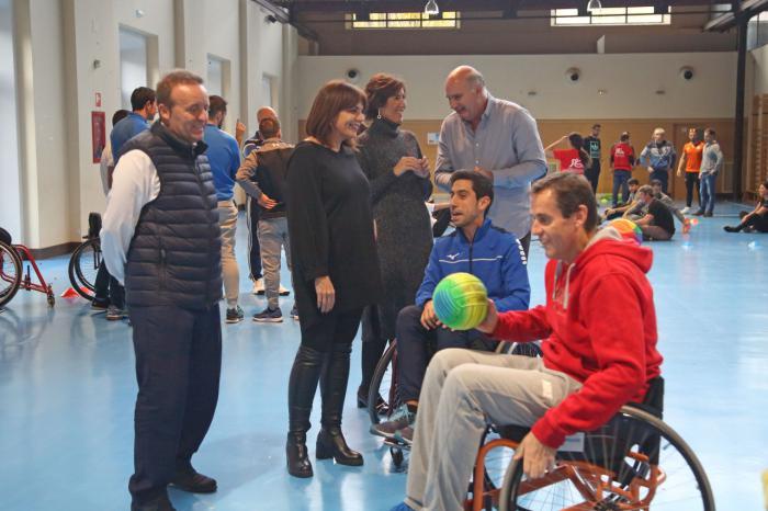 El Gobierno regional destaca la colaboración público-privada a la hora de formar a los docentes en materia de inclusión deportiva