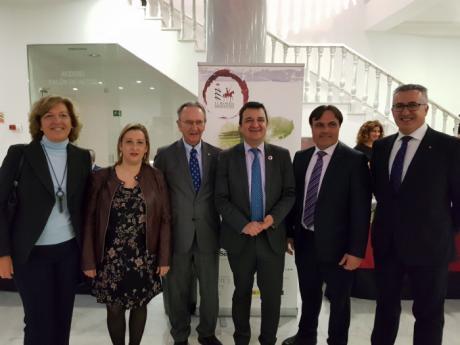Globalcaja, en los Premios Solidarios Jóvenes 2019 de la DO la Mancha