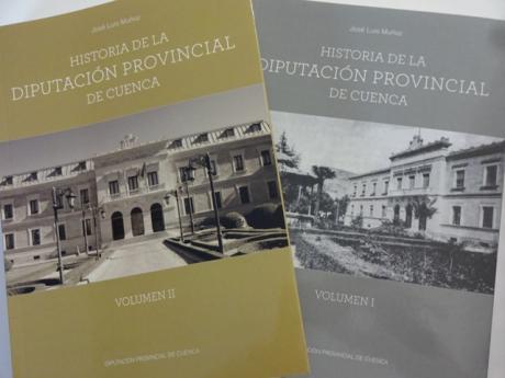Los 200 años de la Diputación de Cuenca, en un libro de mil páginas