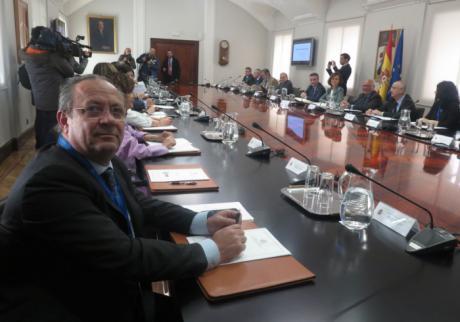 El Gobierno regional traslada su voluntad de cooperar con el Estado y el resto de comunidades autónomas en materia de seguridad nacional