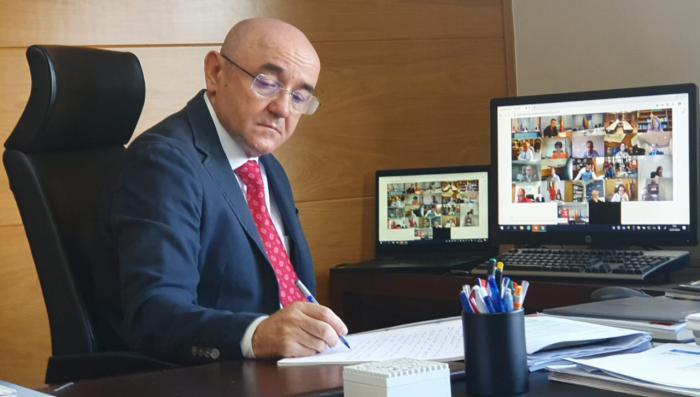 Castilla-La Mancha participará en el grupo de trabajo creado para evaluar el funcionamiento del Sistema Nacional de Protección Civil en crisis como la de la COVID-19