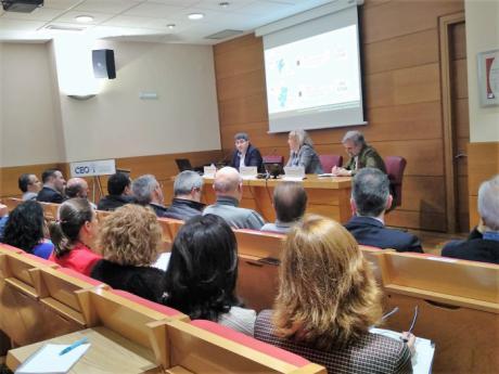 Ourense recibe las fórmulas de lucha contra la despoblación de la mano de la Red SSPA