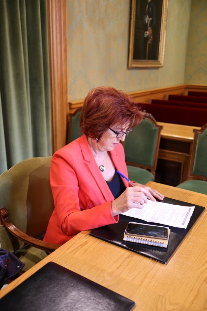 En imagen María Ángeles García Jiménez