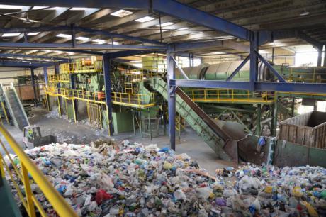 La planta de Comsermancha gestionó 71.952 toneladas de basura en 2019