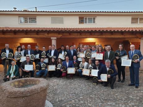 Globalcaja, en el concurso a la calidad de la DO La Mancha