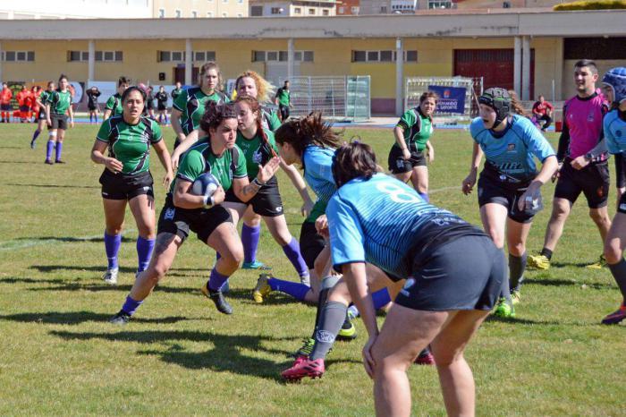 Club Rugby A Palos Femenino