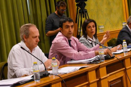 El Grupo Popular solicita al Equipo de Gobierno que apruebe una batería de medidas extraordinarias para las empresas y familias que se han visto afectadas por el Covid-19
