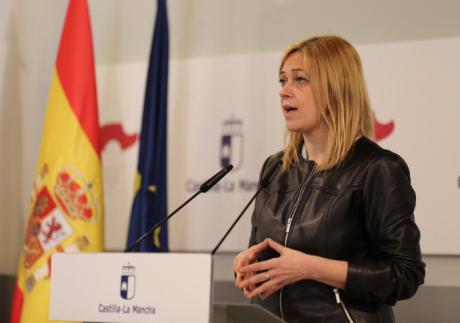 Carmen Picazo, portavoz de Ciudadanos en la región