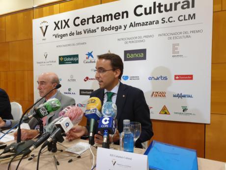 Globalcaja renueva su compromiso con el Certamen Cultural Virgen de las Viñas
