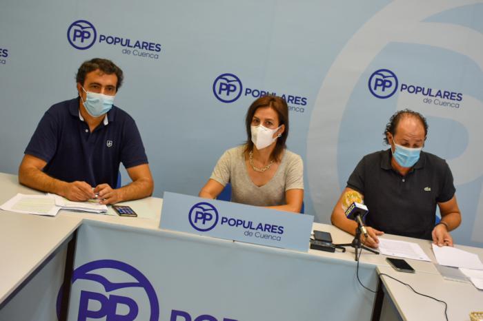 """Para el PP el Equipo de gobierno """"vuelven a dejar tirados a los clubes deportivos de la capital"""""""