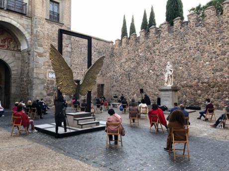 Buena acogida del nuevo ciclo de 'Música en las murallas' enmarcado en la programación 'Toledo para ti'