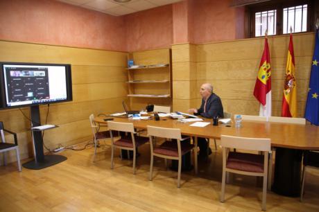 Castilla-La Mancha expone sus medidas para afrontar el reto demográfico en el seminario internacional 'Las políticas públicas contra la despoblación'