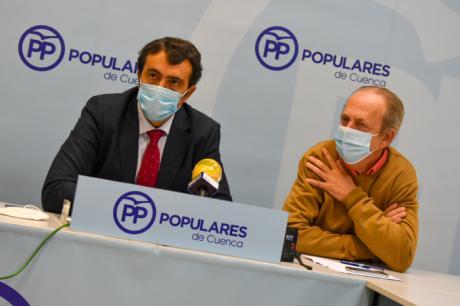 El Grupo Popular llevará a pleno una moción para que Page cambie su política de restricciones y destrucción de la hostelería