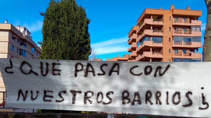 EL PP afirma que la desidia del equipo de gobierno de PSOE-CNU pone en pie de guerra a los barrios de Cuenca