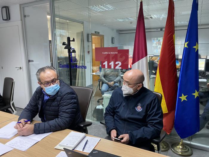 El Gobierno regional resalta que la reducción de tráfico en la red de carreteras está facilitando los trabajos de los equipos de quitanieves