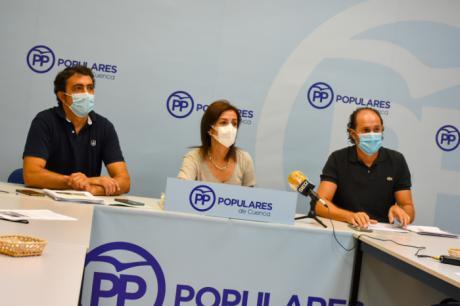 El Grupo Popular pide explicaciones a la Directora Provincial de Sanidad sobre las medidas impuestas a la hostelería en el nivel III