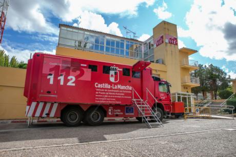 Se reduce el nivel del METEOCAM a alerta en Albacete, Ciudad Real y Cuenca y sigue en emergencia 2 en Toledo y Guadalajara
