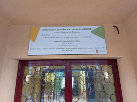 La AECC amplía sus servicios en la provincia