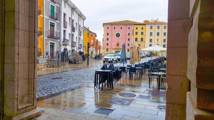 El Grupo Popular alerta de que hay hosteleros que no pueden poner sus terrazas por la desidia del alcalde