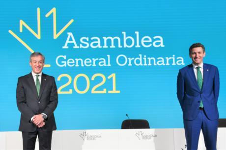 La Asamblea General de Eurocaja Rural aprueba por unanimidad las cuentas del 2020