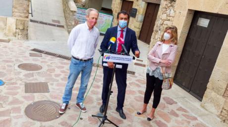 """El Grupo Popular acusa al alcalde de """"ocultar"""" parte del informe de Aguas de Cuenca que desmonta sus acusaciones al anterior equipo de gobierno"""
