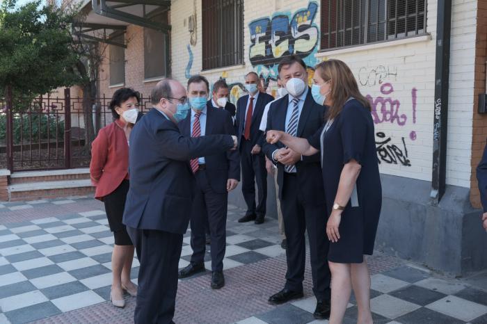 """Iceta: """"Esta gran empresa que se llama España necesita jóvenes preparados y con vocación de servicio público"""""""