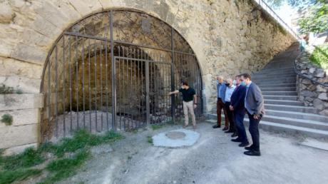 El Consorcio de Cuenca ya trabaja sobre dos propuestas para la apertura del vano del puente de la Trinidad