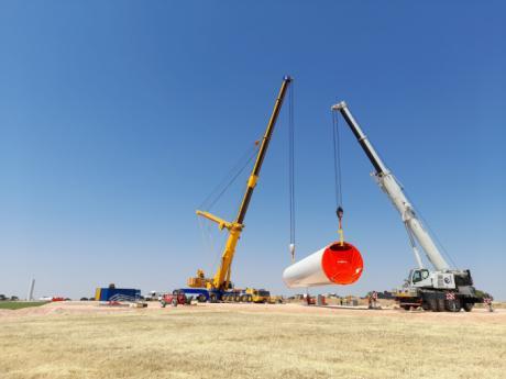 Axpo Iberia y Azora Capital firman un PPA para la venta de energía de un parque eólico de 104,5 MW en la provincia