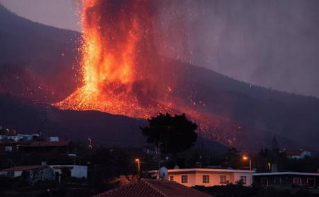El Grupo Popular registra una Declaración Institucional en apoyo a la isla de La Palma por la erupción volcánica
