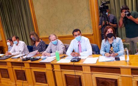 Para el PP, la Diputación y Junta excluyen a las pedanías de Cuenca de las subvenciones de arreglos de caminos y rehabilitación energética