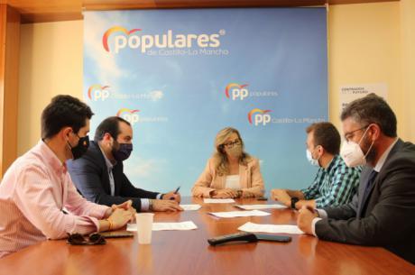 NNGG Castilla-La Mancha solicita la creación de una Comisión no permanente de participación juvenil