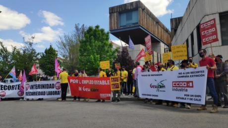 CCOO y UGT exigen explicaciones y dimisiones en Desarrollo Sostenible y Geacam ante el anuncio de nuevos recortes
