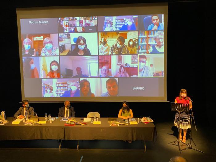 La Biblioteca de Villar de Olalla premiada en la XX Campaña de Animación a la Lectura María Moliner