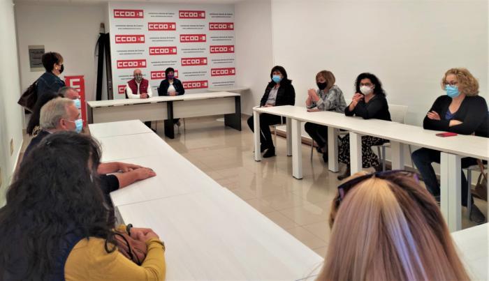 Los trabajadores de ayuda a la dependencia en Cuenca solicitan más financiación y mejores ratios