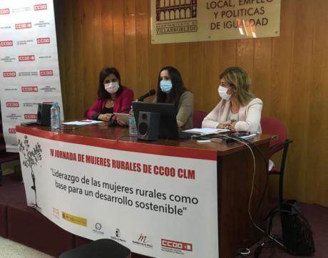 """""""Las mujeres rurales son fuerza y motor de cambio para el avance social y para el desarrollo sostenible"""""""