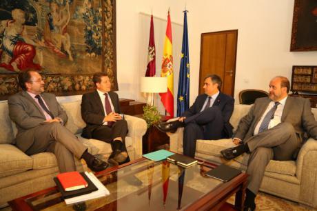 Mariscal anuncia que se reunir con el Gobierno regional el próximo 4 de mayo