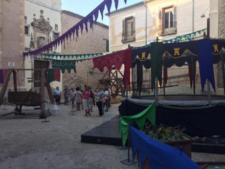 La celebración de 'Cuenca Histórica' ocasionará cortes de tráfico