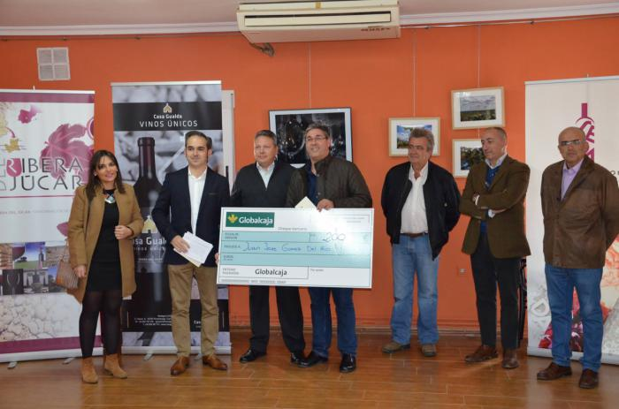"""Entregados los premios del primer certamen fotografía """"Vino y Vendimia Bodegas Casa Gualda"""""""