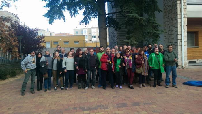 El Movimiento Ibérico Antinuclear pide en Cuenca el cierre de las nucleares