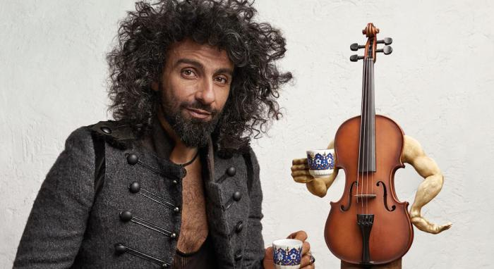'La increíble gira del violín' de Ara Malikian llega este miércoles a la Feria y Fiestas de San Julián
