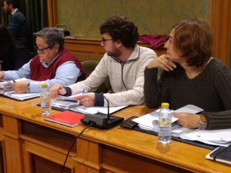 IU pide que la RPT del Ayuntamiento sea devuelta a la mesa de negociación con los sindicatos