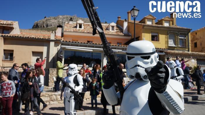 Las tropas de Star Wars llegaran a Cuenca el 17 de noviembre para participar en la marcha solidaria contra el cáncer