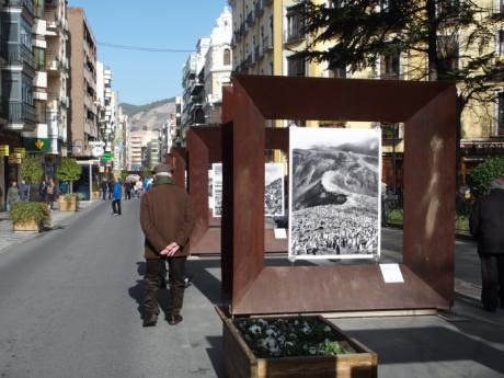 """La exposición """"Génesis. Arte en la calle"""" llega a Carretería"""
